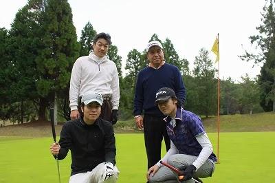 【ゴルフコンペ】第1回 AKANE CUP 開催!!